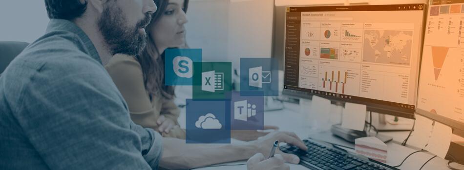 Integration anderer Microsoft-Produkte