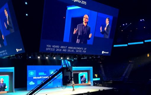 MicrosoftConvergence 2015, Atlanta