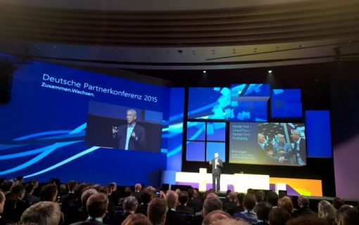 Microsoft German Partner Conference 2015