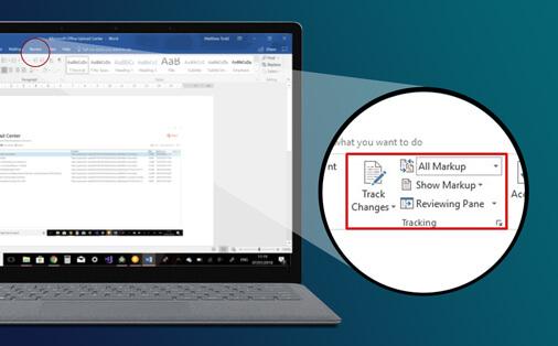 Zusammenarbeit leichtgemacht: Änderungen nachverfolgen in Microsoft Word