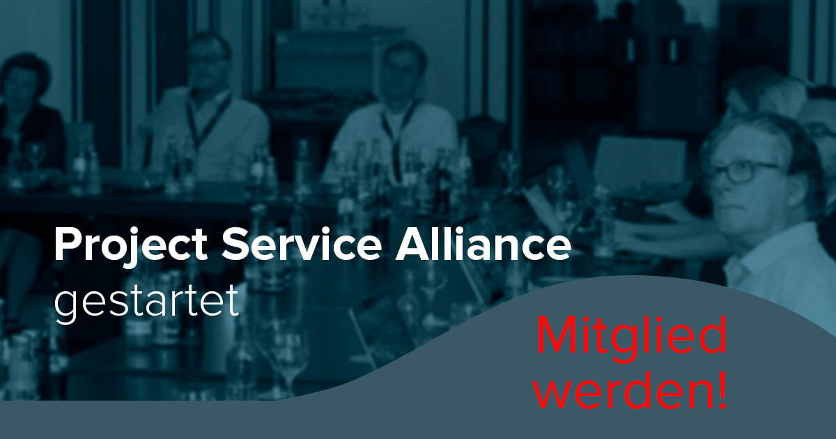 Project Service Alliance gestartet