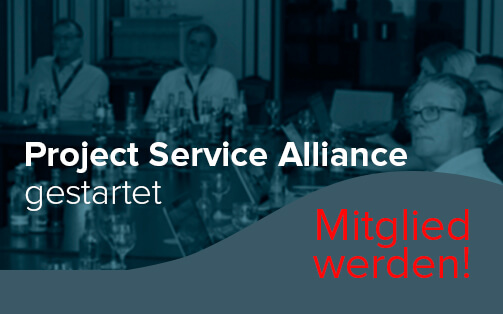 Project Service Alliance gestartet