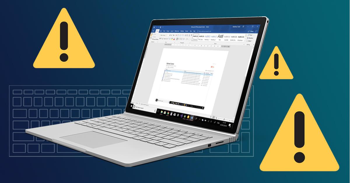 Office 365: 5 gängige Probleme in Microsoft Word – und wie man sie löst!
