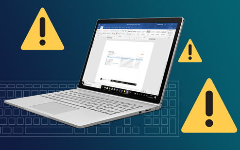 Office 365: 5 common Microsoft Word problems – and how to solve them!