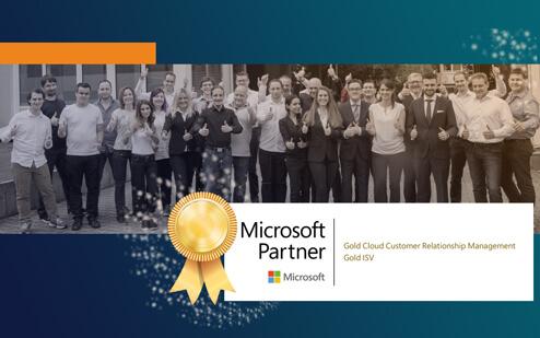 Goldene Zeiten für proMX: Kompetenz als Softwarehersteller ausgezeichnet