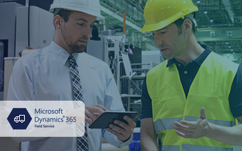 Field service app for Microsoft Dynamics 365 helps manufacturing companies and other service providers