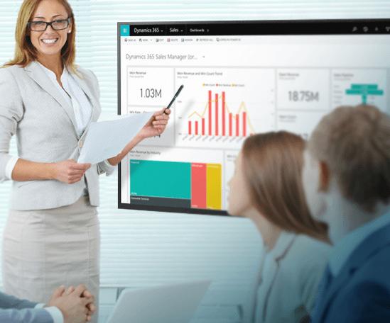 Microsoft Dynamics 365 for Sales   proMX - Microsoft Partner
