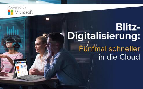 Nur für kurze Zeit: Schneller und günstiger digitalisieren