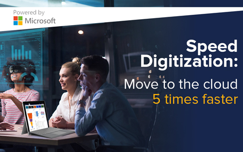 Limited time only: Small budget fast-track digitization