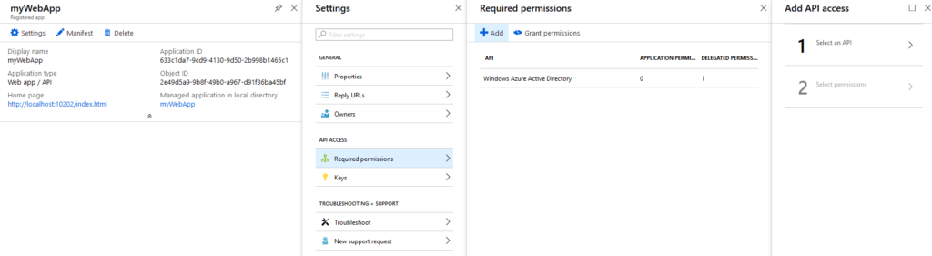 How to connect custom web applications to Microsoft Dynamics