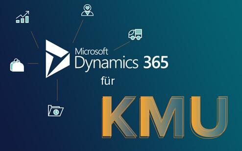 Warum sich Microsoft Dynamics 365 perfekt für KMUs eignet