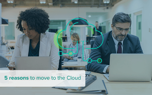 five compelling reasons to move to cloud computing