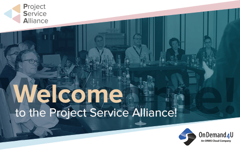 OnDemand4U latest Microsoft Partner to join the Project Service Alliance