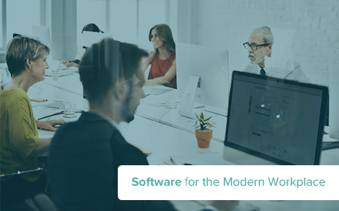 The future of work: Software for the Modern Workplace