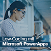 Microsoft PowerApps enables low coding