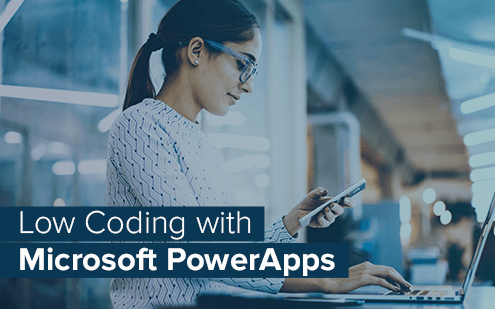 Microsoft PowerApps simplifies and speeds up business app development