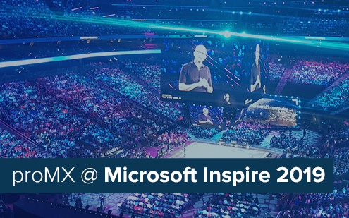 Microsoft Inspire 2019: proMX selected for Inner Circle