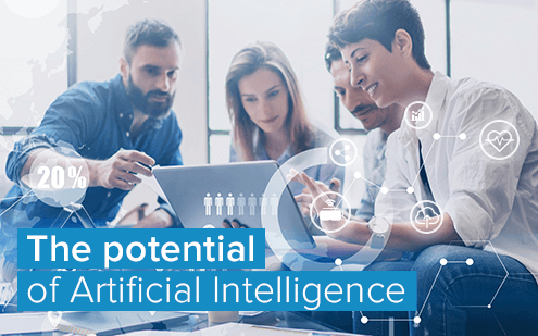 Is Artificial Intelligence on your business's agenda?