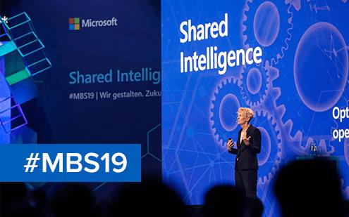 """#MBS19: """"Shared Intelligence"""" und Neuigkeiten zu PSA"""