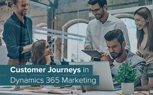 customer journey automation with Dynamics Marketing