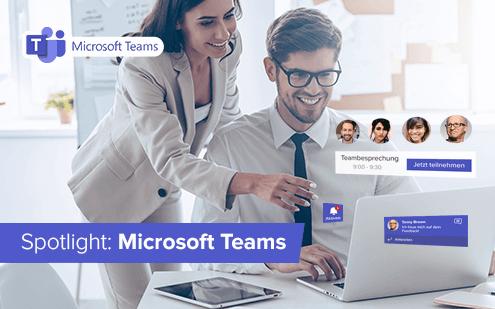 Microsoft Teams: Digitale Zusammenarbeit optimiert