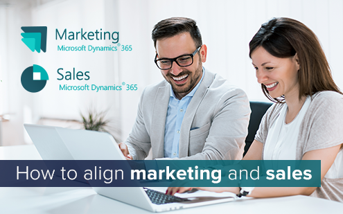 How to align marketing and sales with Microsoft Dynamics 365