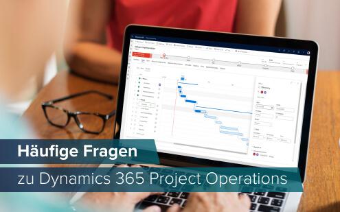 Microsoft Dynamics 365 Project Operations: Häufige Fragen