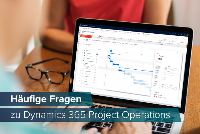 Häufige Fragen zu Dynamics 365 Project Operations