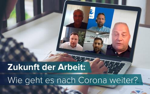 Nach Corona: Wie arbeiten wir zukünftig zusammen?