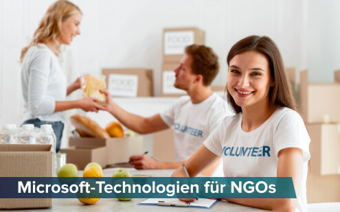 Whitepaper: Microsoft-Technologien für Non-Governmental-Organisationen