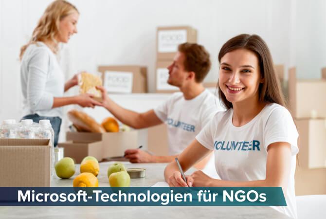 Whitepaper: Microsoft-Technologien für NGOs