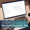 AutoCAD-Integration für Microsoft Dynamics 365