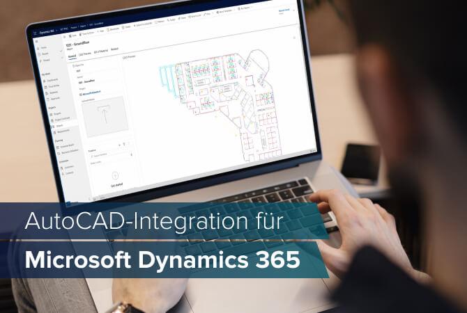 Microsoft Dynamics 365 und AutoCAD: Mit Autodesk Forge in eine integrierte Zukunft