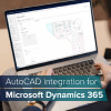 AutoCAD integration for Microsoft Dynamics 365