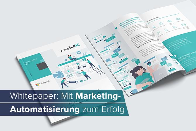Whitepaper: Mit Marketing-Automatisierung zum Erfolg