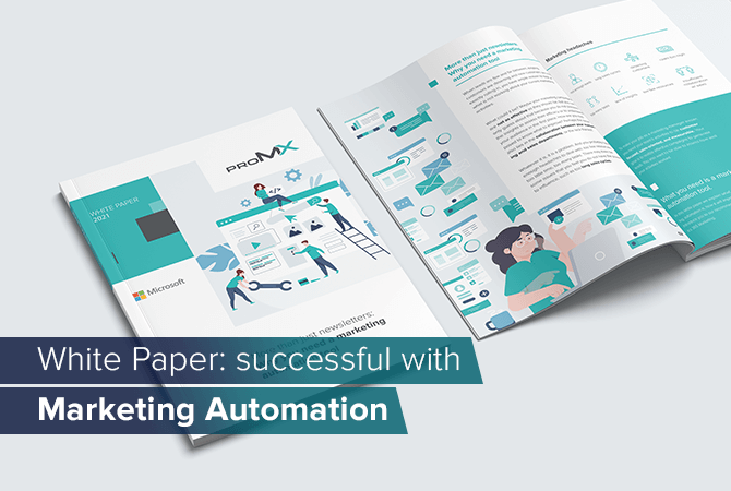 White Paper: Successful with marketing automation