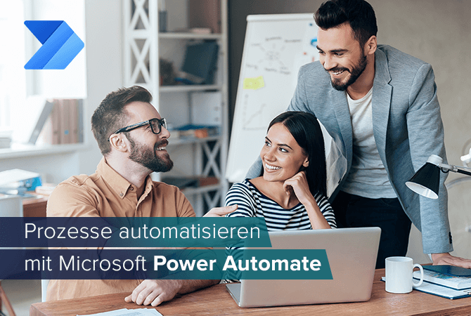 Prozesse automatisieren mit Microsoft Power Automate