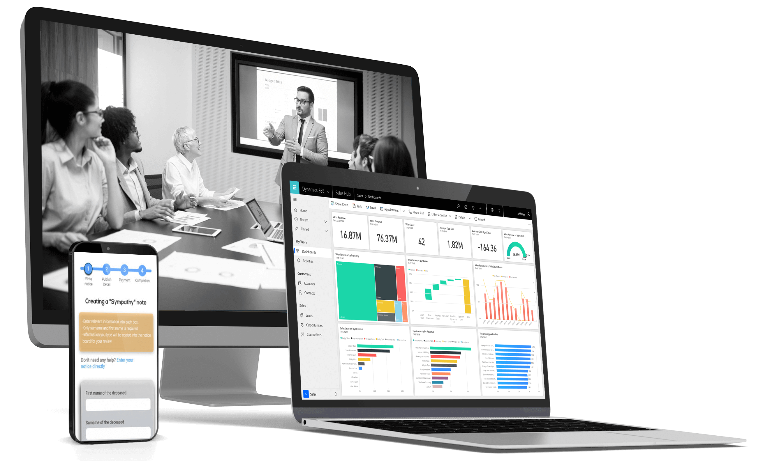 WHY MICROSOFT DYNAMICS 365 FOR IT CONSULTING?