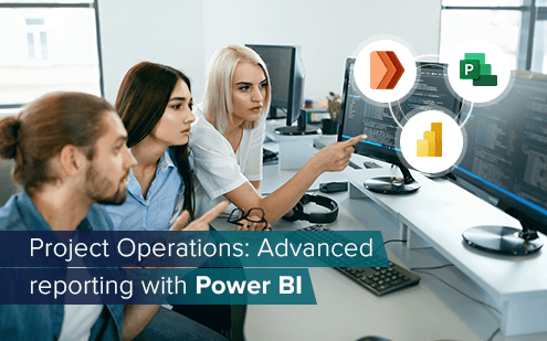 Project Operations: Advanced reporting with Power BI