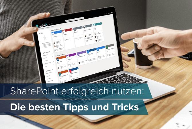 SharePoint Tipps und Tricks