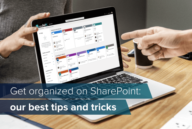 Our best SharePoint tips and tricks