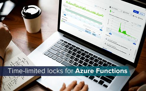 Time-limited locks for Azure Functions