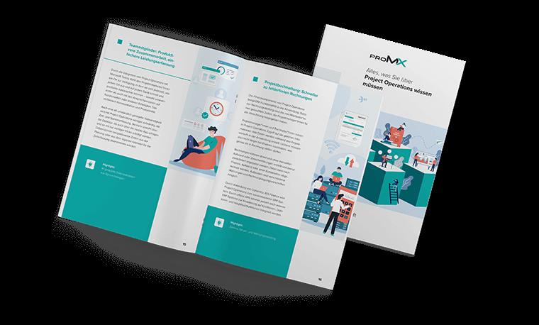 Lesen Sie mehr über Project Operations in unserem kostenlosen Whitepaper!