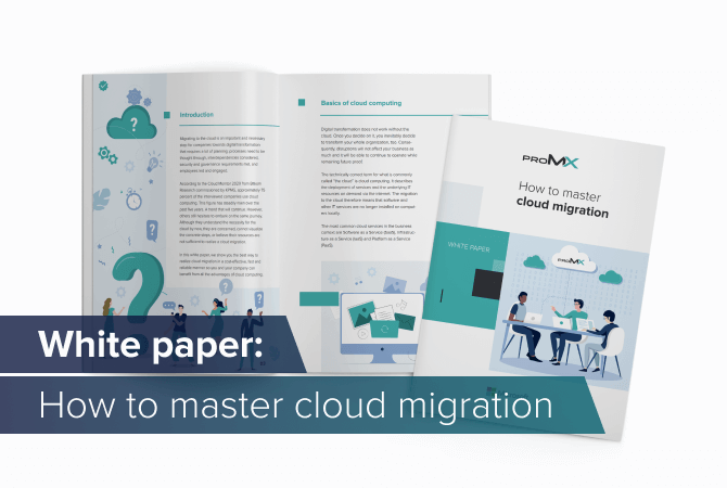 White paper: How to master cloud migration