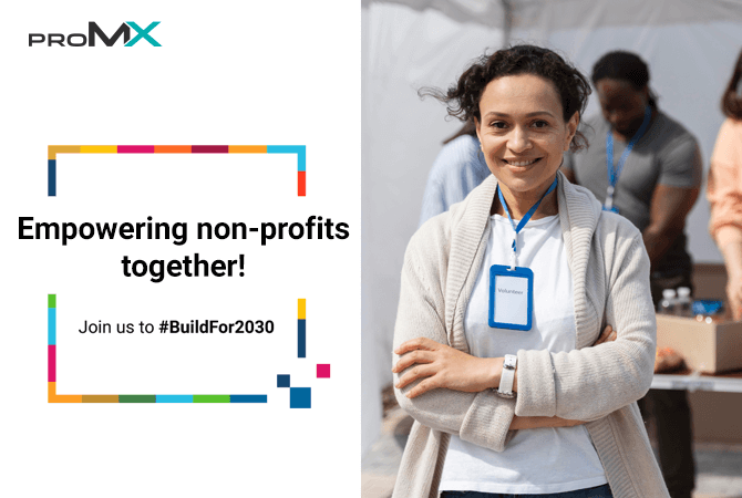 proMX featured in #BuildFor2030 campaign