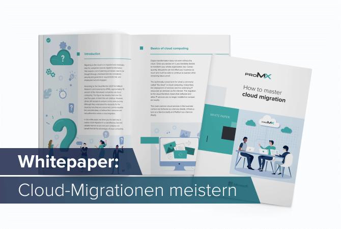 Whitepaper: Cloud-Migrationen meistern